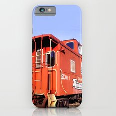 Lil Red Caboose -Wellsboro Ave Hurley ArtRave Slim Case iPhone 6s