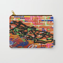 """""""PEACE"""" Carry-All Pouch"""
