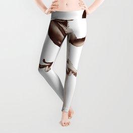 Josephine Baker - Créole Goddess Leggings