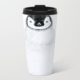 Pinguino Metal Travel Mug