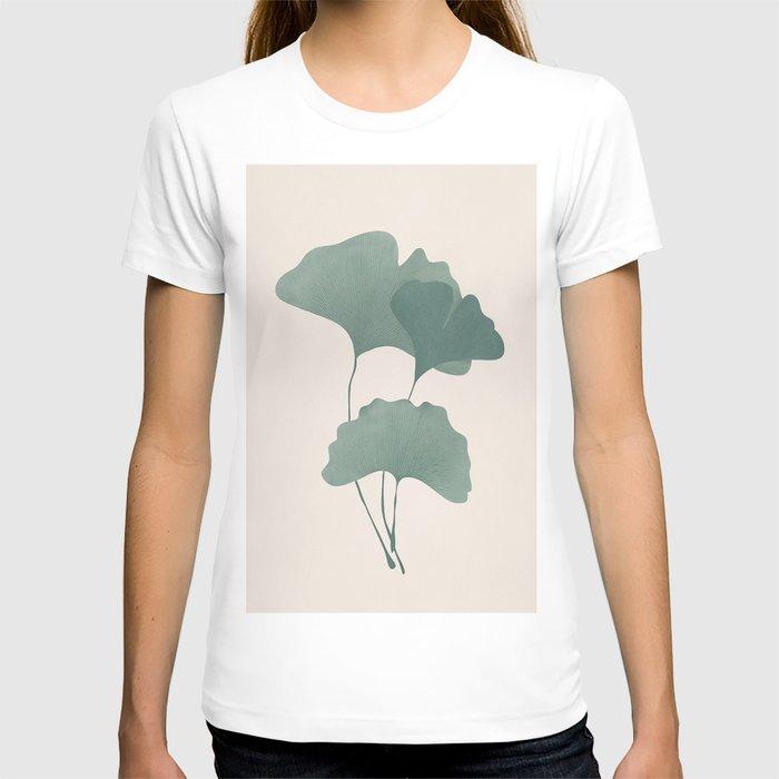 Ginko Leaves T-shirt