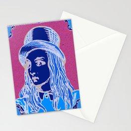 Retro Alice Stationery Cards