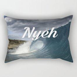 Nyeh Rectangular Pillow