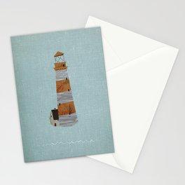 lighthouse. Stationery Cards