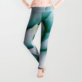 BEAUTY OF NATURE5-SUCCULENT Leggings