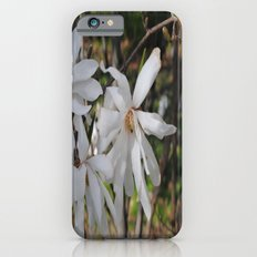 waving flowerheads iPhone 6s Slim Case