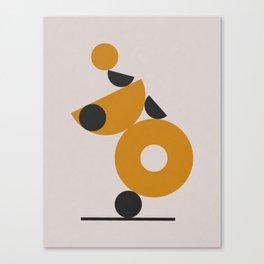 Sculpture I Canvas Print