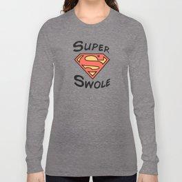 Super! Long Sleeve T-shirt