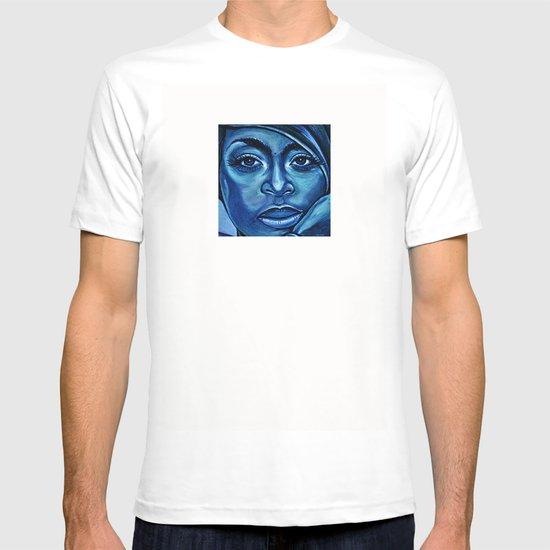 erykah?!../alternative-blue/ T-shirt