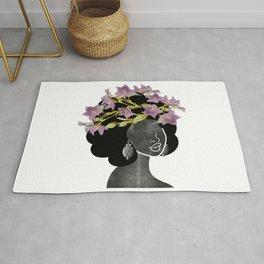 Wildflower Crown II Rug