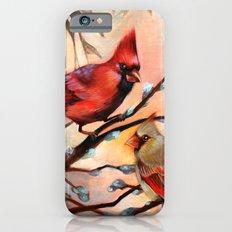 Cardinal Love iPhone 6s Slim Case