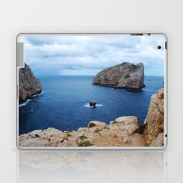 Sardinia Island Italy - Mesozoic Limestone Boulders Laptop & iPad Skin