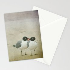 The Dynamic Duo Stationery Cards