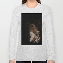baby mothra Long Sleeve T-shirt