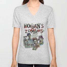 Hogan's Zombies Unisex V-Neck
