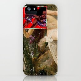 Renaissance Evangelion part 3 iPhone Case