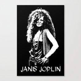Janis Canvas Print