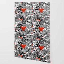 Stickers Wallpaper