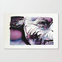 Yoda Canvas Print