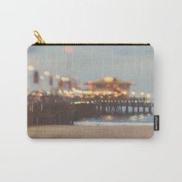 Beach Candy. Santa Monica pier photograph Carry-All Pouch
