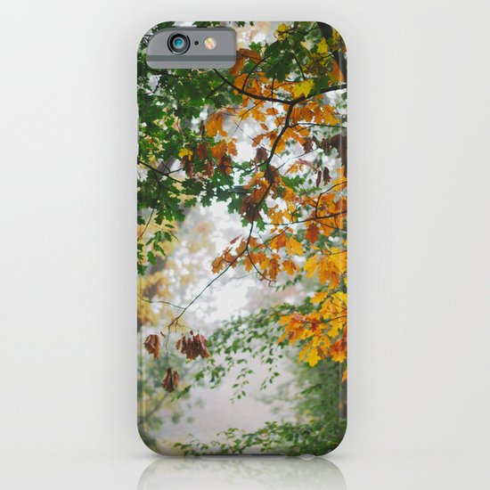 when all is said and done iPhone & iPod Case