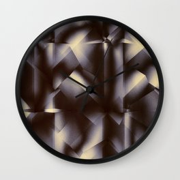 Mistaken For Life Wall Clock