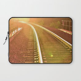 WHERE ARE WE GOING? Laptop Sleeve