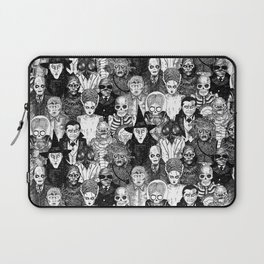 Horror Film Monsters Laptop Sleeve