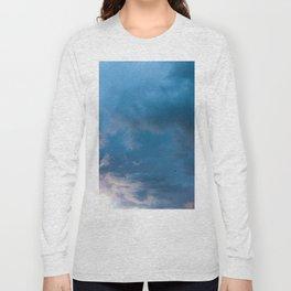 Dreamy Cloudscape Long Sleeve T-shirt