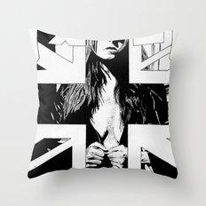 FAULT Throw Pillow