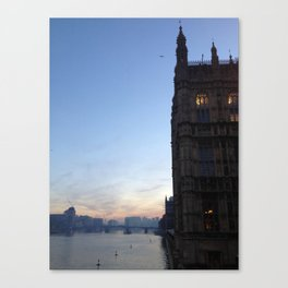 Westminster Canvas Print