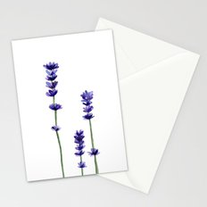 Lavender Flowers. Stationery Cards