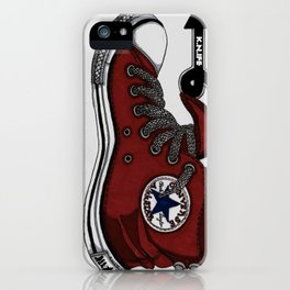 A Step In The Right Direction iPhone Case