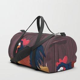 Hen house Duffle Bag