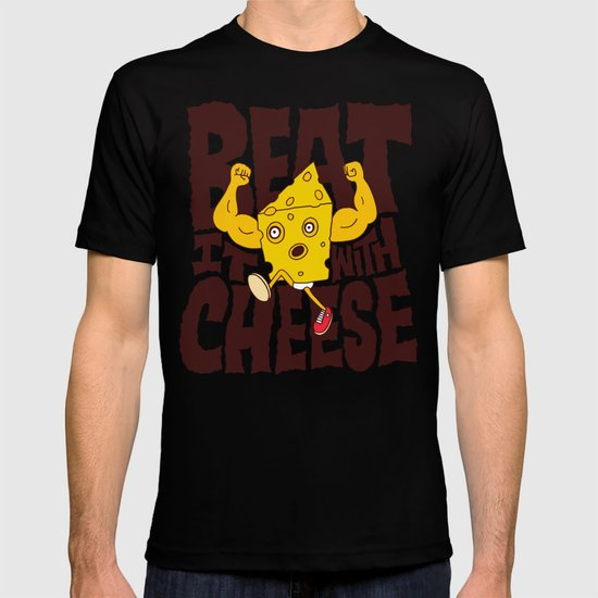 Beat it with Cheese T-shirt