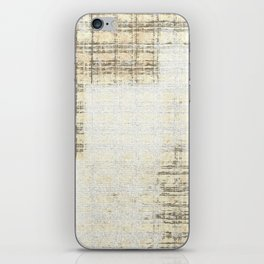 Old twill iPhone Skin