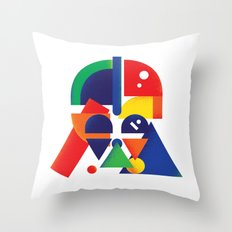 The Shape Side Throw Pillow