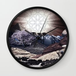 CREATURE OF THE UNIVERSE Wall Clock