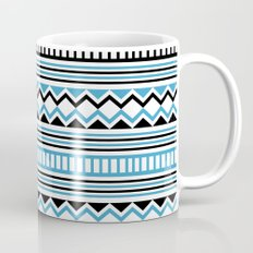 Tribal Scarf Mug