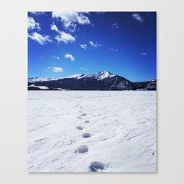 Lake Dillon Canvas Print