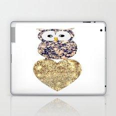 owl-153 Laptop & iPad Skin
