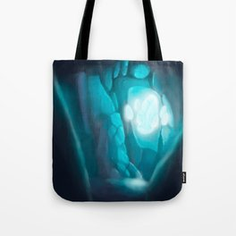 Secret Crystal Tote Bag