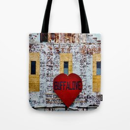 Buffalo Urban statement Tote Bag