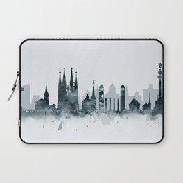 Barcelona Skyline Laptop Sleeve
