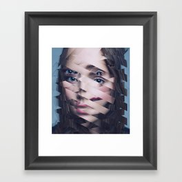 Another Portrait Disaster · N3 Framed Art Print