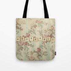 Adorkable Tote Bag