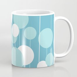 Float - Blue & White Coffee Mug