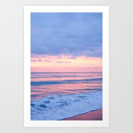 Mexico Sunset I Art Print