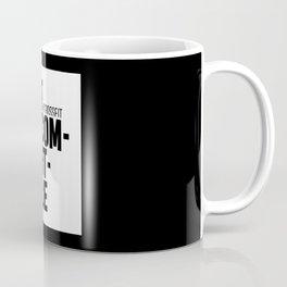 Get uncomfortable - Crossfit Coffee Mug