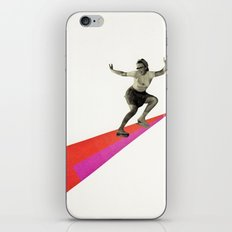 Skate the Day Away iPhone & iPod Skin